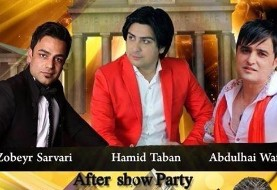 Persian Afghan Music Concert and Party