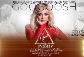 کنسرت گوگوش در سیدنی