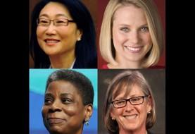 لیست قدرتمندترین زنان دنیای تکنولوژی: برای اولین بار مدیر عاملان زن در ...