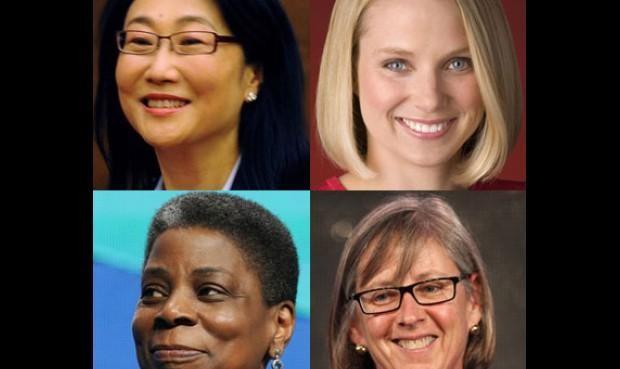 لیست قدرتمندترین زنان دنیای تکنولوژی: برای اولین بار مدیر عاملان ...