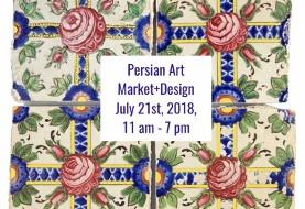 Persian Art Market and Design