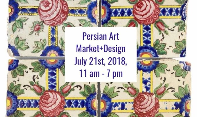 Persian Art Market and Design
