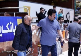 حضور پرویز پرستویی در اردوی تیمهای ملی کشتی آزاد و فرنگی