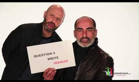 September Deadline: Iranian Americans Can Still Be Counted in the ...
