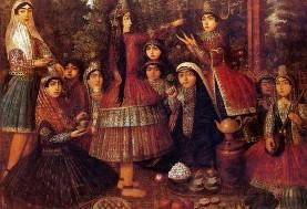 چای خانه ایرانی/ بازار/ حراج