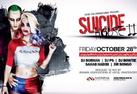 Suicide House ll: Biggest Annual Persian Halloween Party