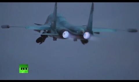 Russian long-range bombers target ISIL from Iran's Hamadan ...
