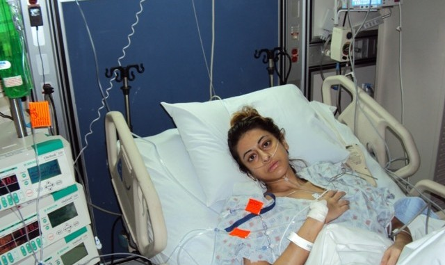 Persian American Cancer Institute: Let's Save Mona and the many others like her