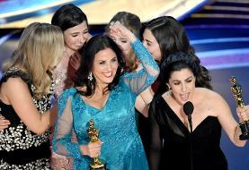 Iranian-American Woman Wins First Oscar and Persian Culture is Referenced on Stage for the First Time