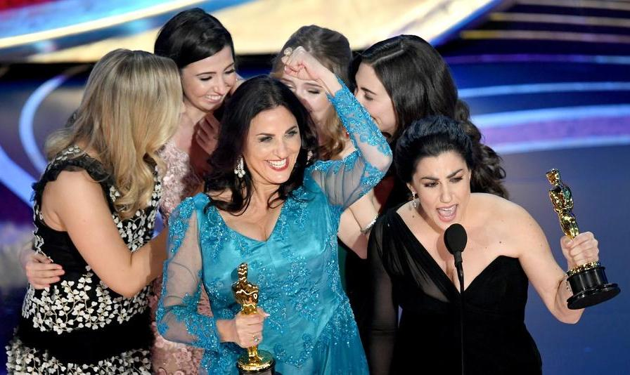 Iranian-American Woman Wins First Oscar and Persian Culture is ...