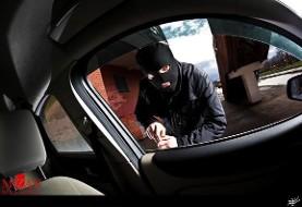 GPS خودرو کار دست سارق سابقه دار داد! دستگیری سارق ۱۰۰ خودروی پایتخت