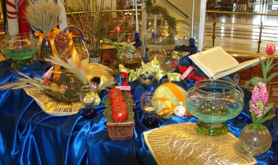 جشن نوروزی هفت سین با شام ایرانی در تورنتو
