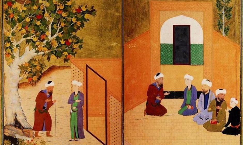 Found in Translation: A Reading of Sa'di by Mahmoud Rezvani