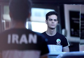 حسینی راهی مبارزه نهایی شد/دیدار با قهرمان المپیک برای کسب طلا رقابت های تکواندو گرندپری