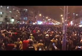 Videos of Protest Rallies Across Iran
