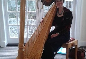 Iranian Music on Harp by Margaret Knight