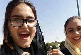 Indignant Girls Film Themselves Before Suicide in Isfahan