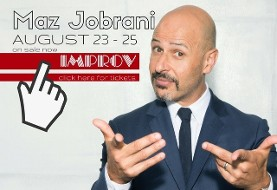 Maz Jobrani Live at the Improv in Tempe