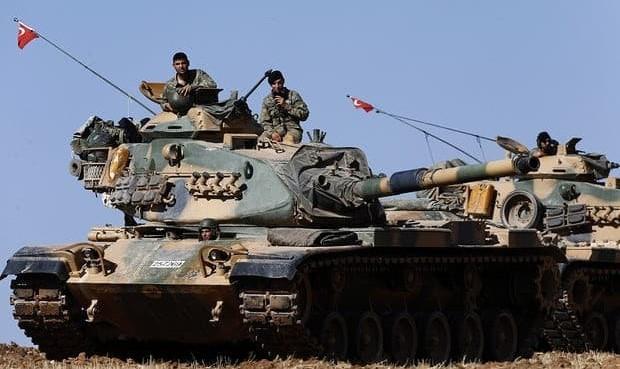 ورود اولین گروه از نظامیان ترکیه به قطر برای مانور نظامی مشترک