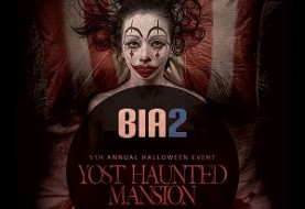 Bia۲ ۵th Annual Halloween Party at Yost Haunted Mansion in Orange County