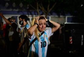 ببینید: متحول شدن مردم آرژانتین در پی مرگ مارادونا علیرغم خطر کرونا