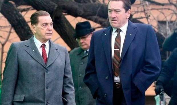 استقبال مسنها از «ایرلندی» ال پاچینو و دنیرو: ۱۷ میلیون نفر در ۵ روز فیلم را دیدند