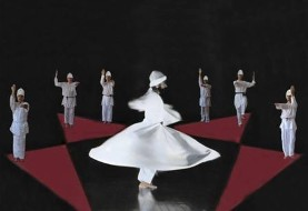 Whirling Dance Troupe in the Persian Sufi Tradition