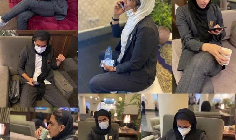 از جنجال «کت و شلوار» شیک دختران فوتبال ایران تا همخوانی «جاوید وطن»