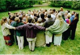 جشن همبستگی ادیان ابراهیمی همراه با پذیرایی افطار