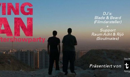 Film Screening: Raving Iran and After-Show Party