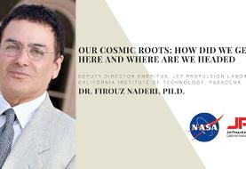 Lecture Series With Dr. Firouz Naderi in Farsi
