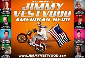 Jimmy Vestvood: Amerikan Hero, Maz Jobrani's New Film