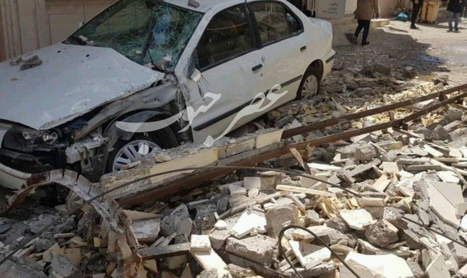 آخرین اخبار از زلزله مسجدسلیمان؛ تعداد کشتهها، زخمیها، خسارتها و تصاویر