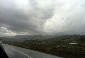 آغاز موج جدید بارشها در استانهای خوزستان و لرستان!