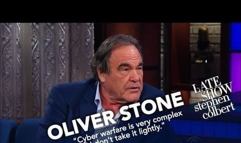 Putin interviewed by Oliver Stone
