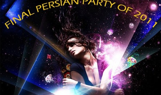 Final Persian Party of 2011