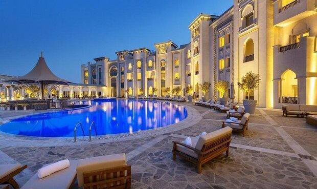 تصاویر هتل لوکس برای تیم های ایران در قطر برای برگزاری ادامه بازی های لیگ قهرمانان آسیا