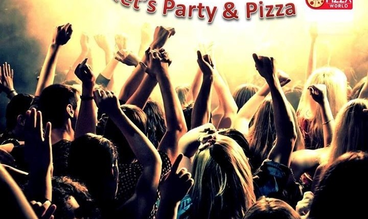 Persian Night, Party and Pizza