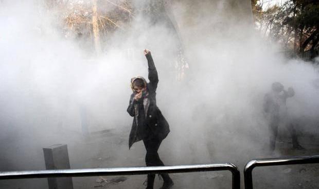 رئیس پلیس پیشگیری: یک زن رهبر تظاهرات و شورش شرق تهران بود که دستگیر شد