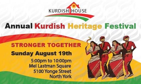 Kurdish Heritage Festival