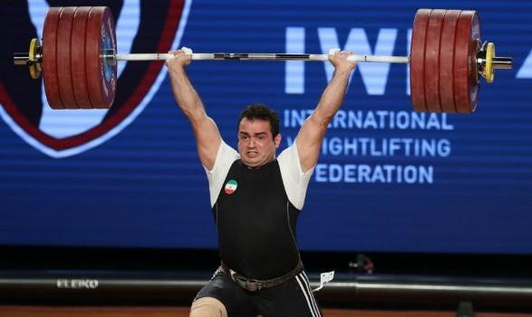 تیم وزنهبرداری ایران با ۱۴ مدال از کالیفرنیا برای نخستین بار در جهان اول شد