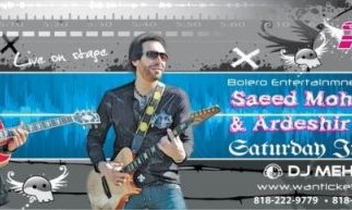 Saeed Mohammadi & Ardeshir Farah live in concert