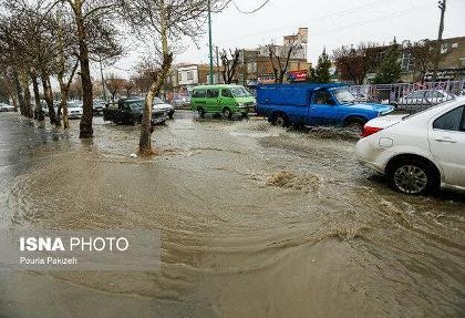 اطلاعیه هواشناسی درباره سیلابی شدن رودخانهها و وقوع تندباد لحظهای در برخی استانها