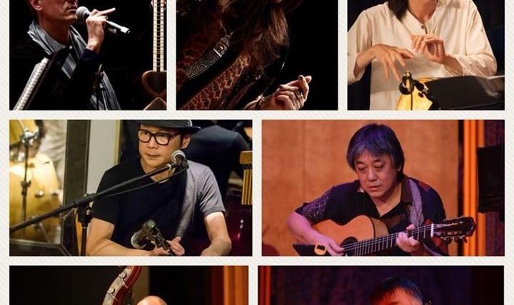 جشن نوروزی همراه موسیقی