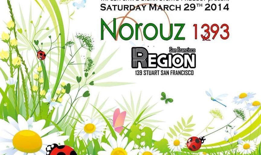 Norouz by the Bay
