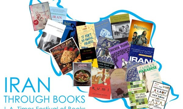 Iran through Books at the LA Times Festival