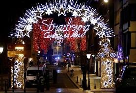 جان  به لب رسیده؟ ده دقیقه تیراندازی تروریستی در بازار زیبای کریسمس استراسبورگ فرانسه ۱۵ کشته و زخمی برجا گذاشت