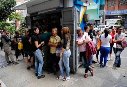 ۱۷ نفر زیر دست و پای جوانان وحشتزده حین خشونت و لات بازی در کلوب شبانه ونزوئلا له شدند