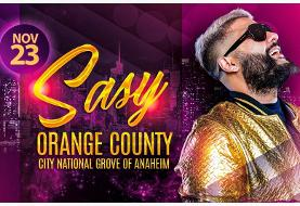 Sasy Live In Orange County