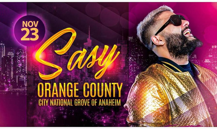 Sasy Live In Orange County